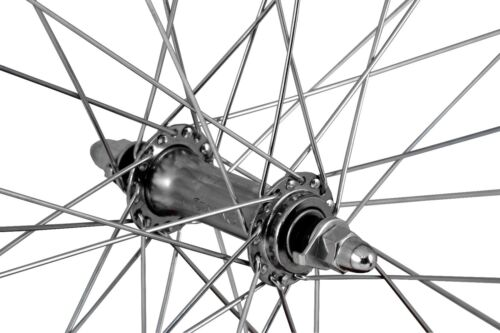 "700c 28/"" WheelsON Wheelset FW+RW Velosteel Coaster Brake  ***5 Years Warranty***"