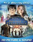 Bridge to Terabithia 0786936733624 Blu-ray Region a