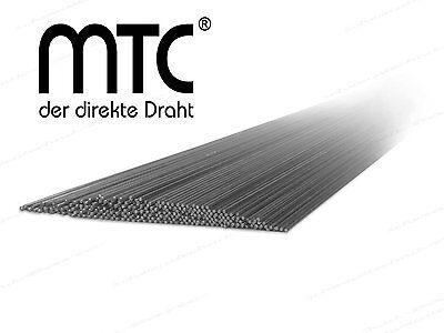 V2A Schweißstäbe INOX 1.4316 308L VA Draht 2,0 mm  0,5 - 10 kg Edelstahl WIG MTC