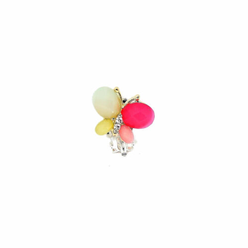 Clit Clip Nonpiercing Clip On Clit Jewelry Fake VCH Piercing Womens Butterfly