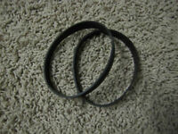 2 Vacuum Cleaner Belts Fit Kenmore Quick Clean Replaces 20-5275 205275 5275