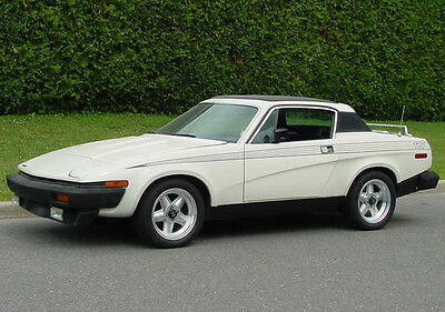 New 1976 Triumph TR7 OEM Victory Edition Stripe Kit Complete