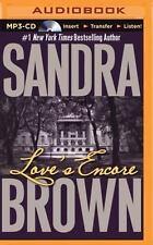 Love's Encore by Sandra Brown (2014, MP3 CD, Unabridged)