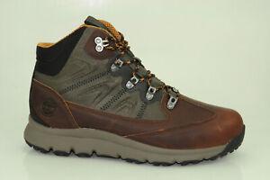 Timberland-Millen-Peak-Mid-Waterproof-Trekking-Boots-Herren-Wanderschuhe-A1LDO