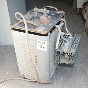 Image Is Loading Transformer Carbon Arc  Cinema Projector Power Supply Vintage