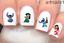 Disney-Lilo-Stitch-Nail-Art-Water-Decals-Stickers-Manicure-Salon-Polish-Gift thumbnail 1