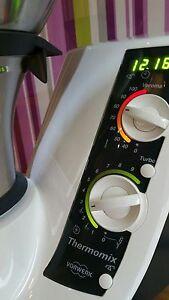Cocina Varoma Thermomix | Vorwerk Thermomix Tm21 Robot De Cocina Con Funcion De Cocina Varoma