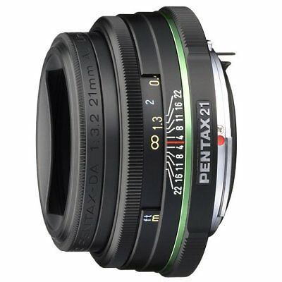 Near Mint! Pentax DA 21mm f/3.2 AL Limited - 1 year warranty
