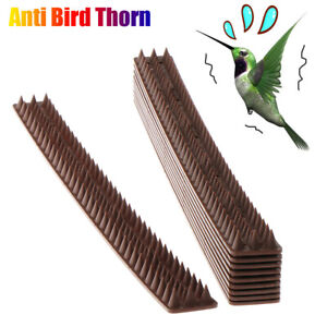 Anti-theft-Repellent-Nail-Anti-Bird-Thorn-Deterrent-Tool-Fence-Wall-Spike
