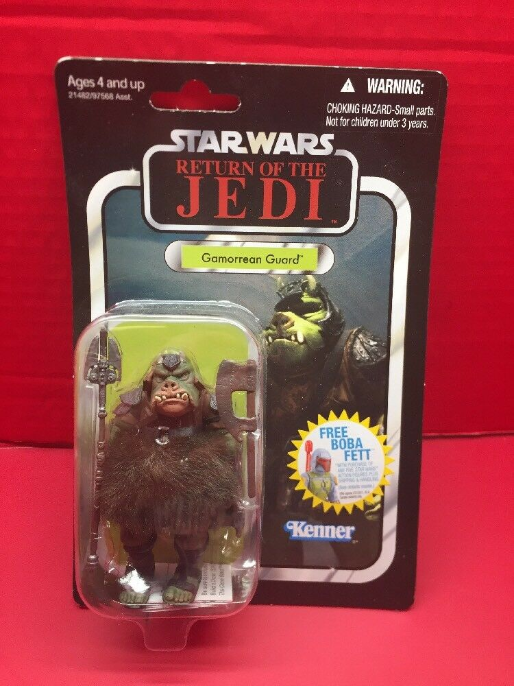 Gamorrean Guard ROTJ 2010 Star Wars Vintage Collection NIB
