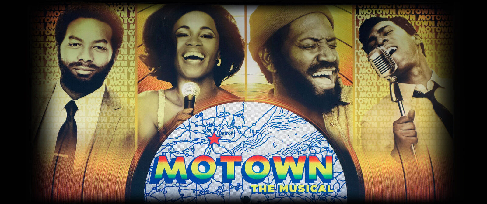Motown the Musical New Brunswick
