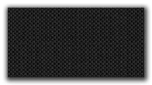 Küchenrückwand Webstruktur Schwarz Premium Hart-PVC 0,4 mm selbstklebend