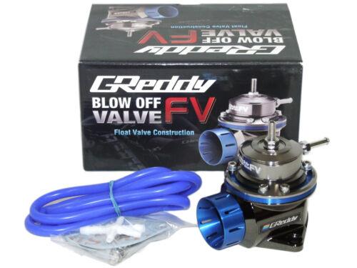 Trust Greddy Type FV Universal 40mm Blow Off Valve BOV 100/% Authentic