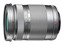 Olympus Telephoto Zoom Lens 40-150mm F4.0-5.6 R Silver M.zuiko Digital N224 0330