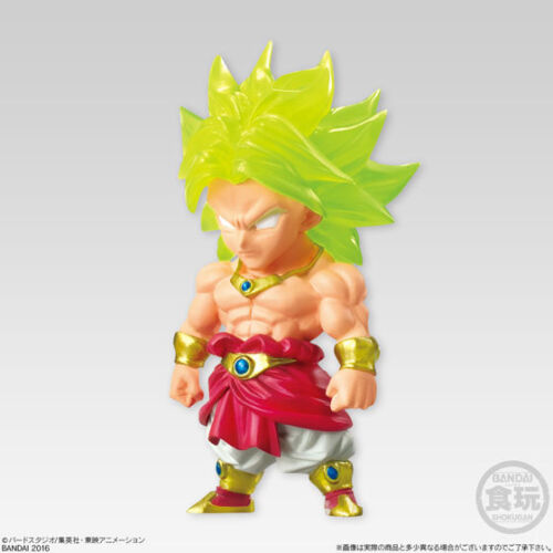 DRAGON BALL Z ADVERGE 01 BROLY FIGURE FIGURINE NEUF NEUF BANDAI