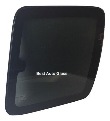 1999-2006 GMC Sierra 2D Extended Driver Side Left Rear Quarter Window Glass