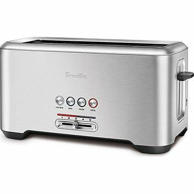 Breville BTA730XL The Bit More 4-Slice Toaster REF