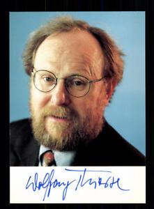 Wolfgang-Thierse-Autogrammkarte-Original-Signiert-BC-126897
