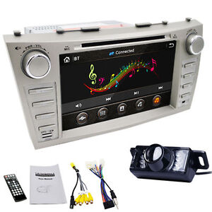 hizpo car dvd gps 8 player radio for toyota camry 2008. Black Bedroom Furniture Sets. Home Design Ideas