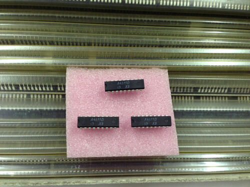 3 piece//3 pieces a4511d = tca4511 = tda4511 PLL Stereo Decoder IC NEW ~