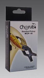 AgréAble Cherub Clip-on Pickup Wcp-55, Standard Capteur/micro Paquet éLéGant Et Robuste