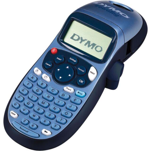 Dymo LetraTag LT-100H, Beschriftungsgerät, blau