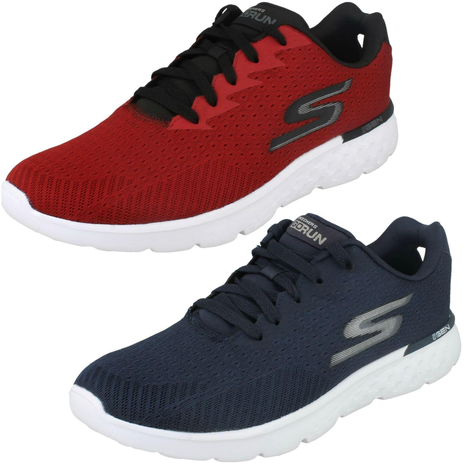 Para Hombre Correr 400 SKECHERS GO 54354 Casual Deportivos Malla GENERATE Tenis Zapato