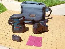 Bosch Gpl4 4 Point Laser Level Self Leveling Alignment Exc Working Good Cond