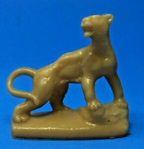 MOLD-A-RAMA-PANTHER-NO-MARKINGS-IN-GLOSSY-TAN-M10