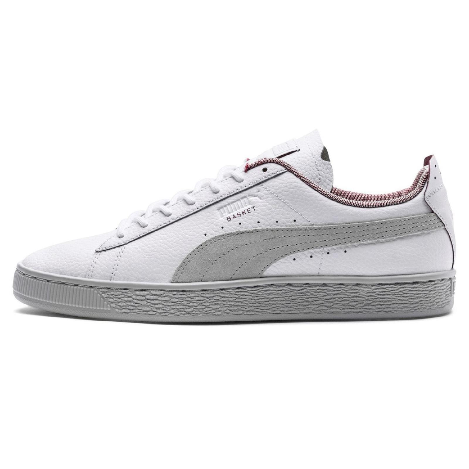SF Scuderia Ferrari Basket LS Lifestyle Sneaker Turnschuhe weiß 306214 02