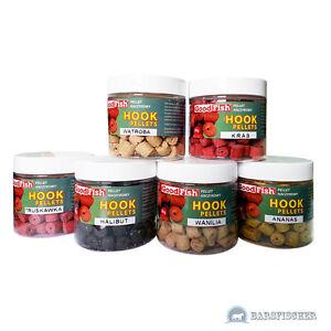 Balzer Method Feeder Master Haken Mini Boilie Pop Ups 10mm Scopex Erdbeere Kokos