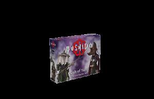 Bushido BNIB Cult of Yurei Starter Set GCTBCY001//19