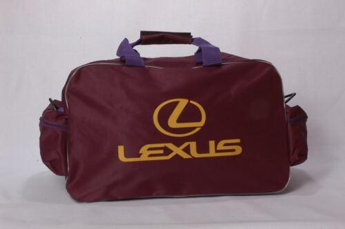 NEU LEXUS REISETASCHE SPORT TASCHE fahne bag ls gs es is sc is300 is250 gs300