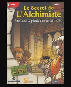 Le Secret de l'Alchimiste - PC