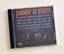 Jammin' at Rudi's by Pops Foster/Ralph Sutton (Piano)/Bob Wilber (CD, Jun-1996, Jazzology)