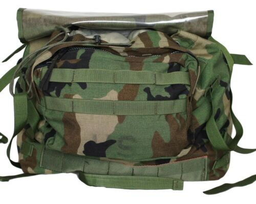 US Army MOLLE II Main Pack Backpack Rucksack Woodland Main Pack Only