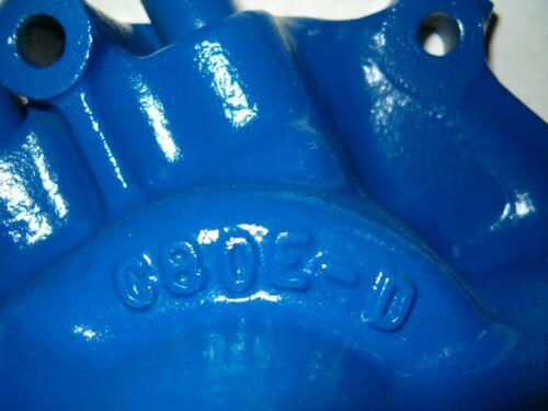 1968-69 Ford Mustang Boss 289,302,351 Rebuilt water pump # C8OE-D
