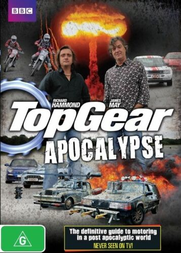 1 of 1 - Top Gear - Apocalypse (DVD, 2011), NEW SEALED REGION 4