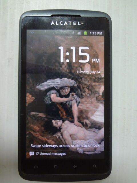 ALCATEL ONE TOUCH ULTRA 960C WINDOWS 10 DRIVERS