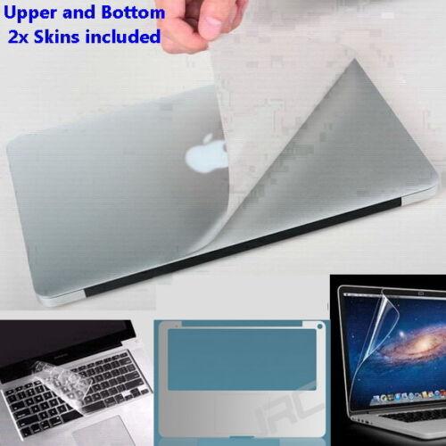 3M Sticker Decal Skin Cover Screen Guard Protector fr Apple MacBook Air 13 A1466