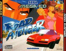## SEGA Mega-CD - Road Avenger - TOP ##