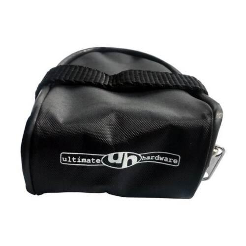 NEW Ultimate Hardware Bike Micro Saddle Bag Storage Pack Seat Mounted RRP £ 9.99