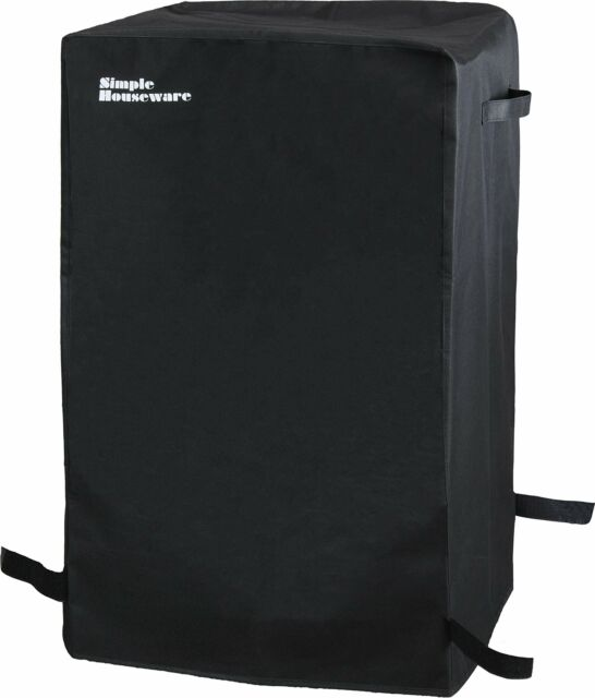 Heavy Duty Waterproof Square Electric Smoker Grill Cover,Weather-Resistant.