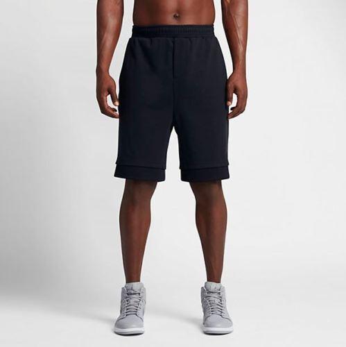 21b25d74dfbffc Mens Jordan 23 Lux Shorts 846285-010 Black Brand New Size S ...