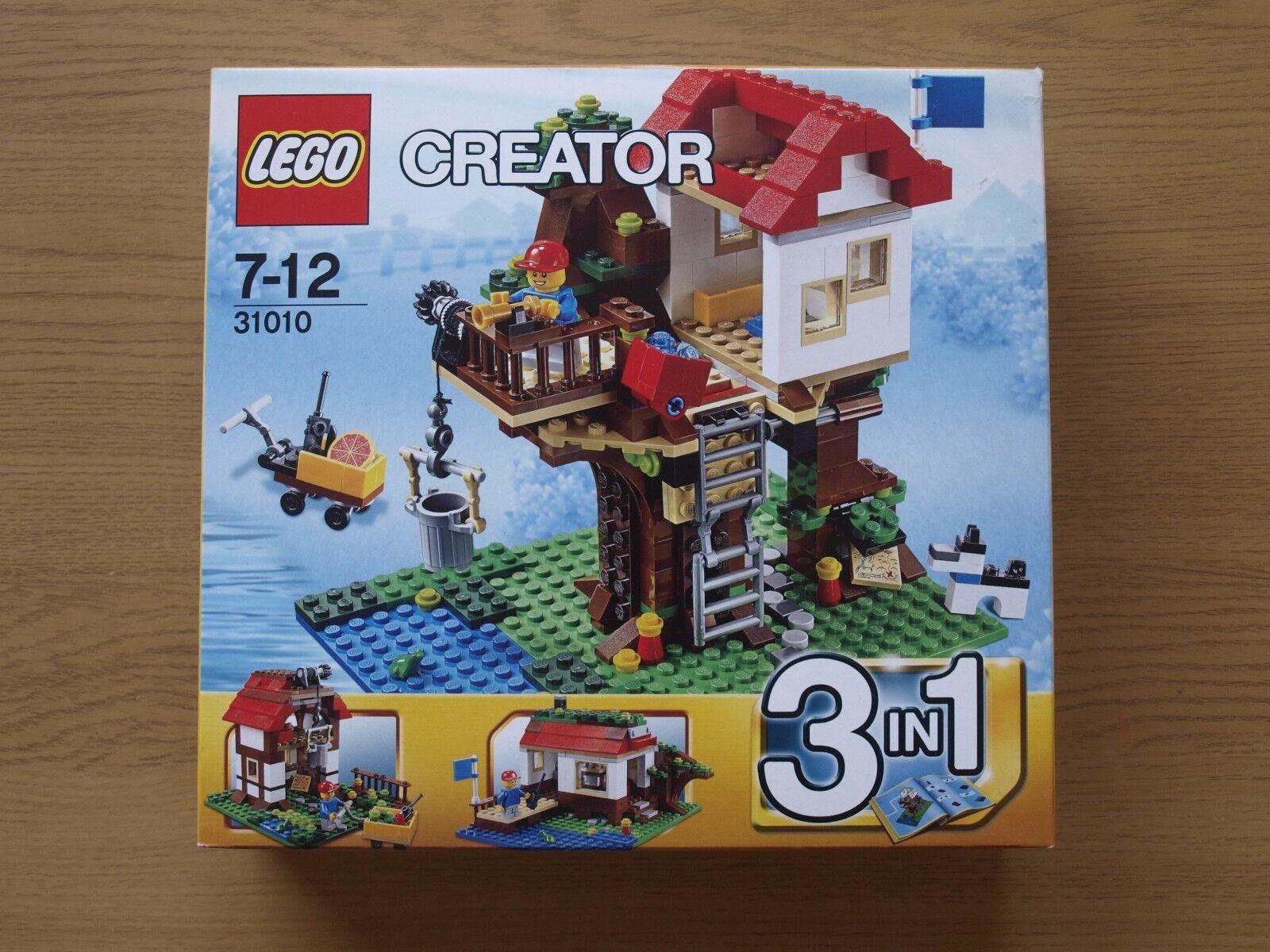 Lego Creator 31010 Treehouse NEW Sealed