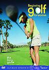 Beginning Golf - Long Game For Women (DVD, 2006)