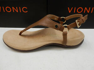 e305d63d11f7 Image is loading Vionic-Womens-Kirra-Brown-Size-9