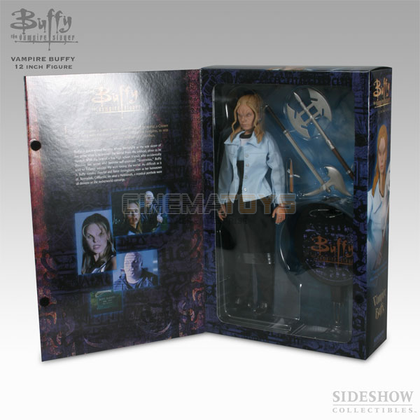 Buffy the Vampire Slayer Sixth Scale Action Figure Sideshow 30cm 12