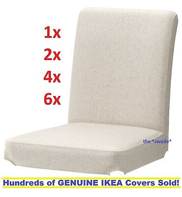 """New SEALED 54cm Ikea HENRIKSDAL Chair Cover Slipcover ORRSTA LIGHT GRAY 21.25/"""""""