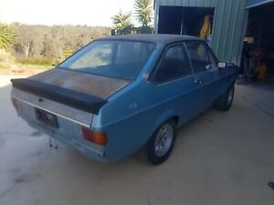 1979-Ford-Escort-2-Door-Coupe-2-Litre-Engine-4-Speed-Gearbox-Blue